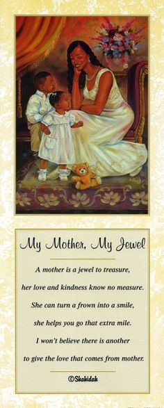 African American Mother's Day Gifts | Mother's Day Gifts for the African American Community