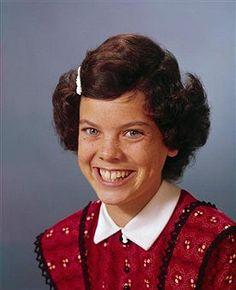 Young Erin Moran ( TV series Happy Days )