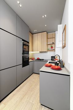 Minacciolo for three apartments in Clitheroe, London