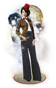 """""""The Twelfth Doctor"""" by dearbette on Polyvore"""