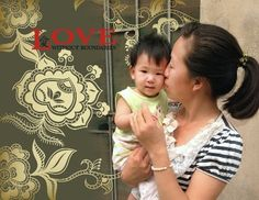 """nside text: """"A donation has been made in your name to LWB's Foster Care Program. This donation will help provide the gifts of love and family through foster care to orphaned children in China."""""""