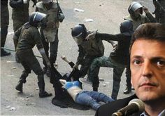 """Los medios del mundo revelan la manipulación de imágenes en Venezuela. Pruebas del intento de golpe de Estado. Massa salió a respaldar a los anti-chavistas que pretenden derrocar a Maduro. Sobre el lider de la extrema derecha acusado de sedición: """"Ya está en manos de la Justicia.  http://elclubdelasnoticias.blogspot.com.ar/2014/02/manipulacion-mediatica-en-venezuela.html"""