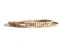 Items similar to sandalwood faceted sterling or gold plated tube beaded mens bracelet / stretch bracelet for men / men minimalist bracelet on Etsy Layered Bracelets, Beaded Bracelets, Simple Jewelry, Silver Beads, Bracelet Making, Sterling Silver Bracelets, Gold, Minimalist, Pearl Bracelets
