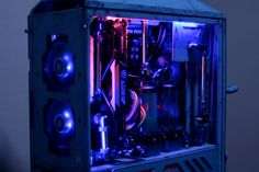 The platform brings together the community for all things PC building & Modding, from case mods, customization, and more. Computer Diy, Diy Cooler, Cooler Master, Rigs, Locker Storage, Building, Style, Swag, Wedges