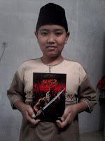 Rachma ♥ رَّحْمَ : Ade dan Hadiah Buku Ulang Tahun