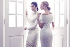 Innai Red 2015 Bridal Collection - The Wedding Notebook magazine Innai Red, Silk Organza, Chiffon, 2015 Wedding Dresses, Chantilly Lace, French Lace, Bridal Collection, Fashion Details, Tulle