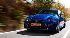 Lexus F Sport 2017 con Suspensión Variable Adoptiva - http://autoproyecto.com/2016/07/lexus-f-sport-2017.html?utm_source=PN&utm_medium=Pinterest+AP&utm_campaign=SNAP