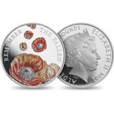Remember The Fallen - Remembrance coin