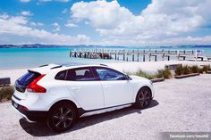 What beach will you be driving to this weekend Volvo fans? We love heading out to stunning Maraetai.