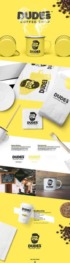 다음 @Behance 프로젝트 확인: u201cDudes Coffee Shopu201d http://www.behance.net/?utm_content=buffer8f572&utm_medium=social&utm_source=pinterest.com&utm_campaign=buffer...