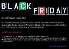 Mega Plus - Black Friday