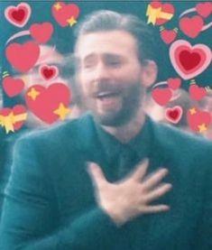 Do yall watch the Agent Carter TV show? Im still trying to petition for season 3 featuring Chris Evans. Anyways I kin. Avengers Memes, Marvel Memes, Marvel Funny, Bucky Barnes, Overwatch, Sapo Meme, Heart Meme, Heart Emoji, Cute Love Memes