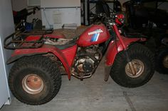 Honda Three Wheeler