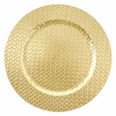 Wavy Christmas Plate Charger