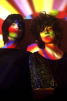Temples founder members Thomas Warmsley and James Bagshaw <3