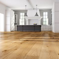Parquet en chêne | Weitzer Parkett - Weitzer Parkett Hardwood Floors, Flooring, Family Room, Kitchen Cabinets, House Design, Home Decor, Living Rooms, Wood Flooring, Natural Wood