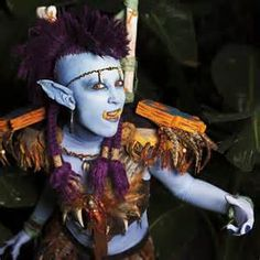 Troll cosplay - Yahoo Image Search Results