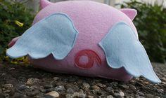 Flying Pig - back, via Flickr.