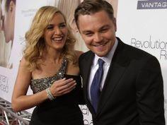 Leonardo DiCaprio Kate Winslet Best Moments