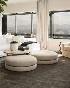 md-home-mexico-city Mexico City Apartment - Marble Entry via Michael Dawkins Interios