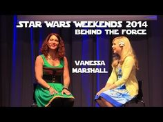 Voice of Hera in Star Wars Rebels Vanessa Marshall Promo - YouTube
