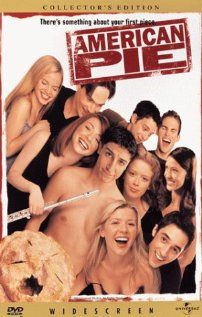 American Pie (1999). This was the first time I met Jim, Oz, Finch, Stifler, Kevin, Michelle, Vicky, Jim's Dad and Stifler's Mom. Watching this again made me realize how the characters' lives and their problems felt so real.