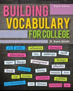 la faculté: Building Vocabulary For College