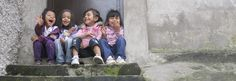 Lemonade International works in the largest slum in Guatemala City to invest in the future of kids like these!