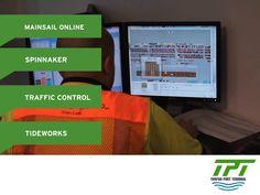 TUXPAN PORT TERMINAL. Todas las operaciones dentro de nuestra terminal, se realizarán a través de modernos sistemas de control como Mainsail On line, Traffic Control y Spinnaker, que estarán operados por personal altamente calificado.  #tuxpanportterminal
