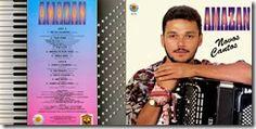 Vinil Campina: Amazan - 1994 - Novos cantos