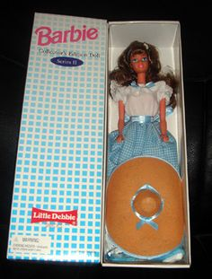 I remember saving all of those little debbie proof of purchases... so worth it!