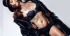 Cindy Crawford Releases Un-Photoshopped Pictures