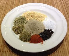 Recipe Garlic and Herb Seasoning by osram - Recipe of category Basics