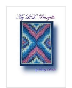 Hi and Welcome Here is a free pattern of My Lil Bargello Please feel free to make as many as you like , this is copyrighted mater...