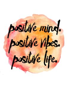 MONDAY POSITIVE VIBES - FREE PRINTABLES - LIFE WITH ARROWS