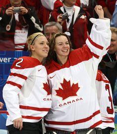 Canadian Women's Hockey Women's Hockey, Hockey Girls, Hockey Players, Hockey Stuff, Canada Hockey, Ontario, Canadian Men, Ice Girls, Toronto