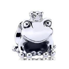 Bead Berloque PRINCIPE SAPINHO Zircônia Prata 925  R$77,00   Compatível com todas as pulseiras estilo europeu, Life e Pandora.  Metal: Prata 925 Pedra: 2.5mm Zirconia Comprimento: 1.2 cm  Largura: 0.8 cm Peso: 4.3 Gramas (Aprox).   PRATA 925 Confeccionado em Prata de Lei (925). Pode ser usado como separador de pingentes, também pode ser usado sozinho com qualquer tipo de corrente, camurças, pulseiras, Colares etc.