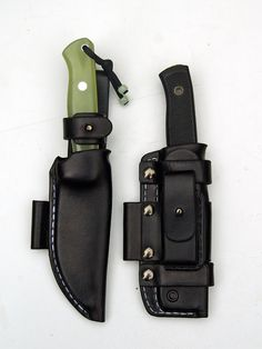 Sheaths for Knives: Features and some Options