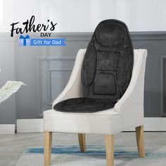 Make your entire body feel comfortable and relaxed with this Snailax Memory Foam Heated Seat Cushion. Memory foam vibrating massage & heated Seat cushion is a great companion for cold winter days. Its ultra soft plush cover feels luxurious and provides comfortable touch. This back massage seat cushion with heat, it not only heat up faster than other seat cushions , but also have different massage modes and adjustable intensity settings for choose from, it provides ultimate comfort for you. Back Massager, Home Office Chairs, Chair Pads, Massage Chair, Bassinet, Seat Cushions, Memory Foam, Feels, Plush