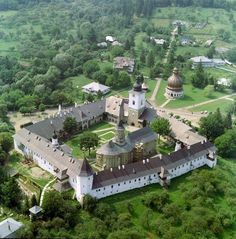 Neamt Monastery - The most spectacular monasteries in Romania Romania Facts, Republica Moldova, Gothic Furniture, Kirchen, Eastern Europe, Bulgaria, Trip Planning, Statue Of Liberty, Places To See
