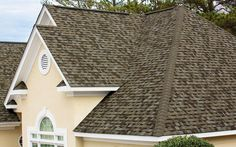 Best Peppermill Gray Oakridge Roofing Shingles Owens 400 x 300