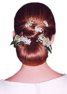 Fotos de Peinados Recogidos para Novias 3