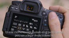 [Tutorial] Canon EOS 70D - Exploración del Enfoque Automático