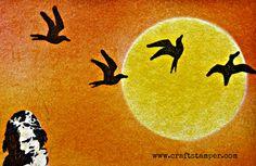 Majo Wybranietz www.craftstamper.com