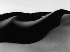 Dune, Oceano Fotografisk trykk