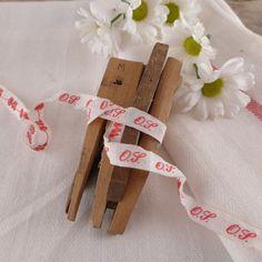 Klamerka do prania - atelier-Brocante - Tradycyjne narzędzia