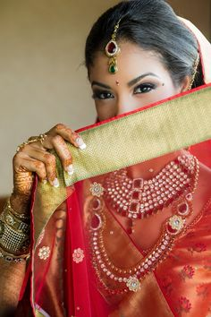 Indian Wedding Inspiration | Lotus Photos 20 width=