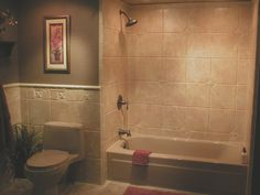Image detail for -rock creek old world tuscan tile pattern and wainescot
