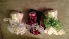 Glove and hand cream sets $12