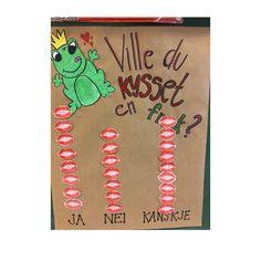Tema: Eventyr Ville du kysset en frosk?  Her ble det både matematikk og muntlig…